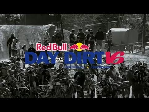 RedBull A Day In The Dirt 16 Video - TransWorld Motocross