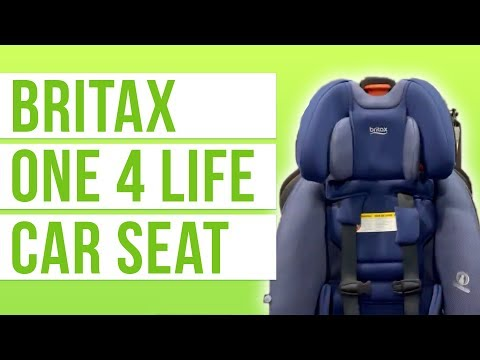 Britax One4Life All-in-One Car Seat 2019 | First Look | Ratings Review