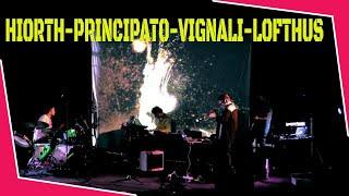 Arne Hiorth, Daniele Principato, Claudio Vignali, Torstein Lofthus - LIVE AT ALTORENO JAZZ 2019
