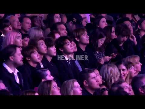 170521 BILLBOARD MUSIC AWARDS - BTS JAMMING TO BRUNO MARS