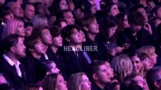 170521 Billboard Music Awards Bts Jamming To Bruno Mars