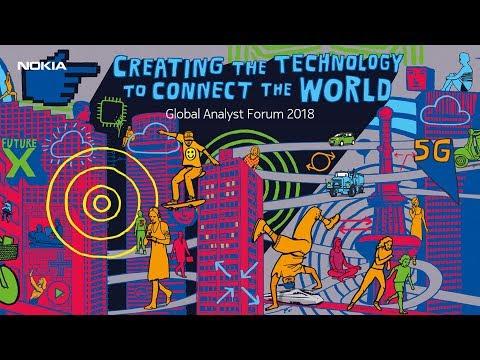 Nokia Global Analyst Forum (GAF) 2018 - event highlights