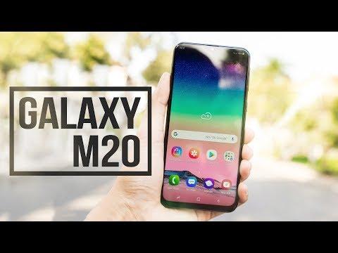 """Đánh giá, trên tay Galaxy M20 cấu hình ngon mức giá """"rẻ như Xiaomi"""""""