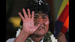Escándalo mundial por Evo Morales