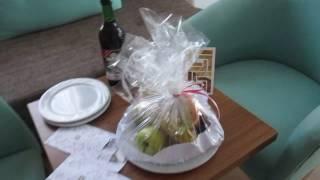 Комплимент на День Рождения от отеля GrandPark Lara 5* Анталья Турция июнь 2017