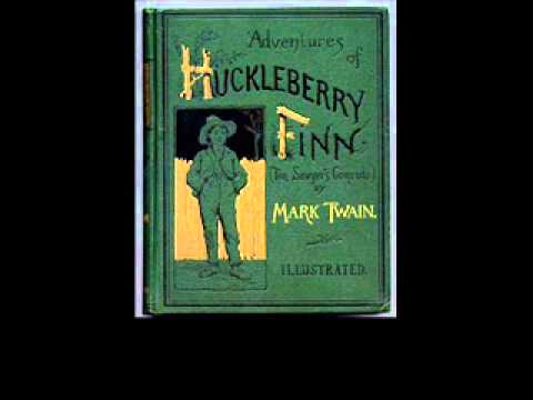 an analysis of the river versus land in the adventures of huckleberry finn novel by mark twain