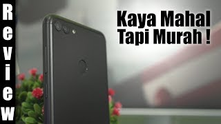 Review : Huawei Y9 2018 Indonesia