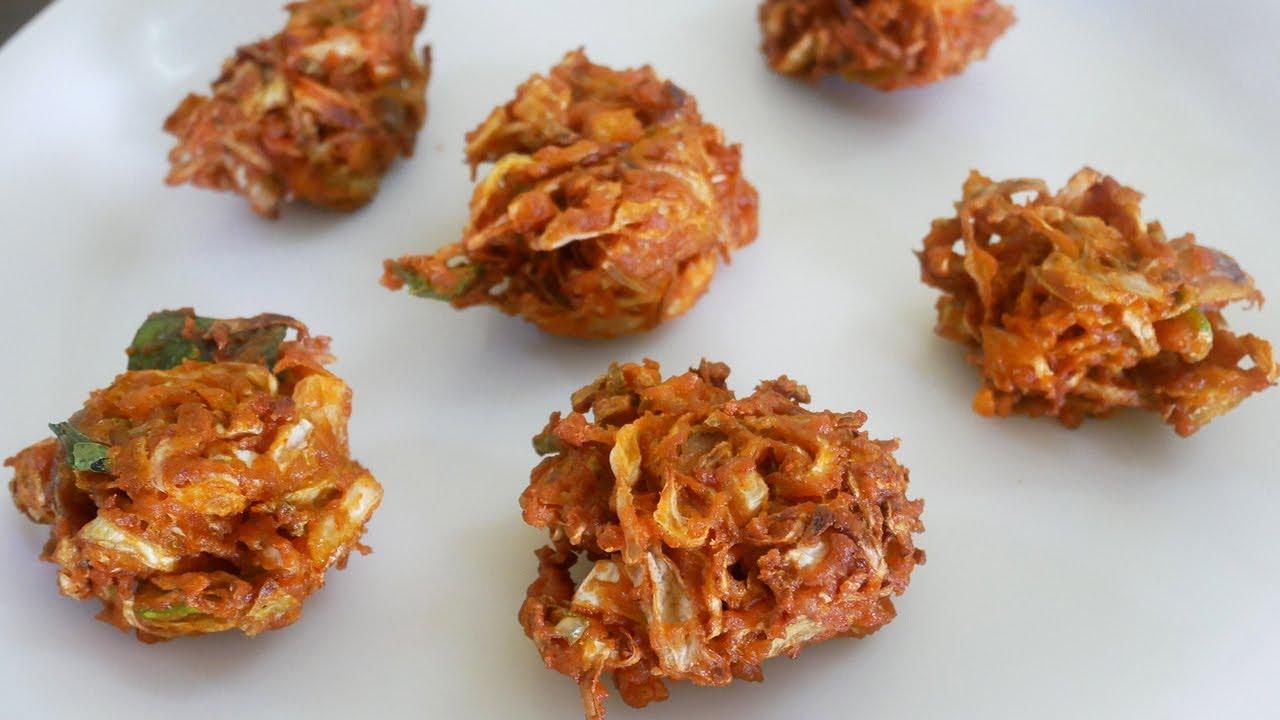 Cabbage Pakoda Recipe Easy Cabbage Snacks Tea Time Snacks Recipes Easy Evening Snacks Recipes Youtube