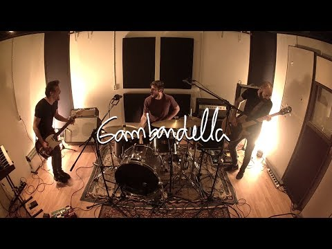 Psychedelic Jazz Rock - Gambardella from Barcelona, Spain @ White Noise Sessions 30 October 2017