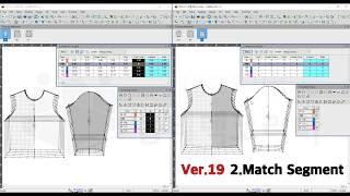 Optitex(옵티텍스)패턴캐드-Grading with…