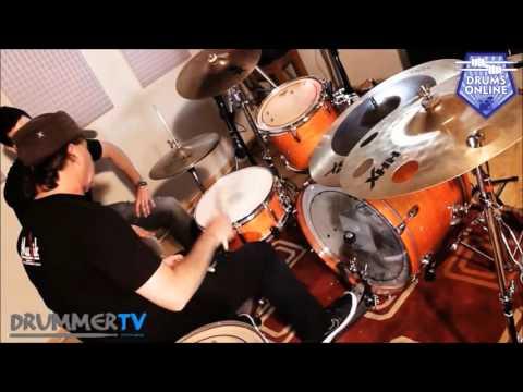 Drumsonline #2 | Fito Messina | Técnica de bombo - Introducción