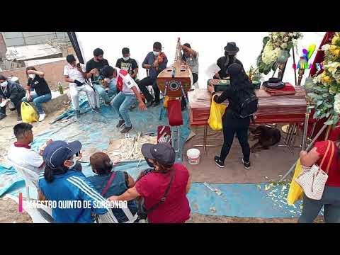DESPEDIENDO AL MAESTRO QUINTO DE SONDONDO, COSTUMBRES DEL PERU 2021