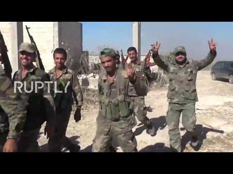 Syria: SAA regains control over Kafr Naboudeh