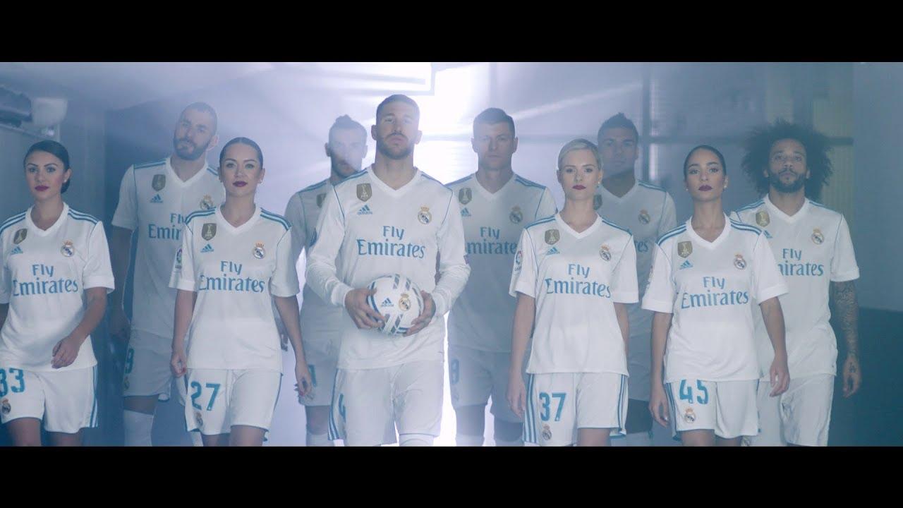 Emirates & Real Madrid - One Team   Emirates Airline