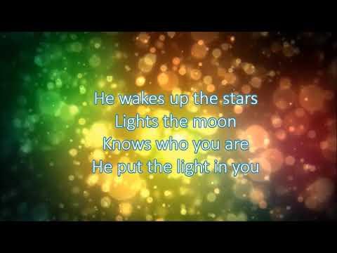 Newsboys Go Glow (Lyric Video)