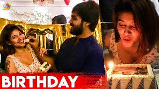 WOW 😍 Aarav Surprise Oviya Again at Midnight 12 | Birthday Party Celebration | Hot Cinema News