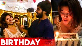 WOW 😍 Aarav Surprise Oviya Again at Midnight 12 | Birthday Party Celebration | Hot Cinema News