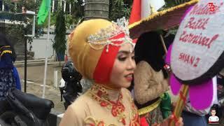 "Heboh....!!! Soft Opening ""smanda Batik Carnival"""