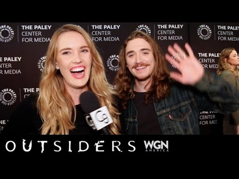 Kyle Gallner on the Outsiders, Fatherhood, & Playing a Cassidy!