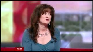 Debbie Wiseman on BBC Breakfast TV