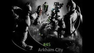Batman Arkham City NG+ Part 45 Catwoman wants her stuff