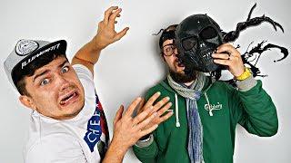 Что будет если Сумасшедший наденет маску Скряги | Мы об этом пожалели