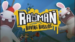 Let's Play Rayman Raving Rabbids On Xbox One!