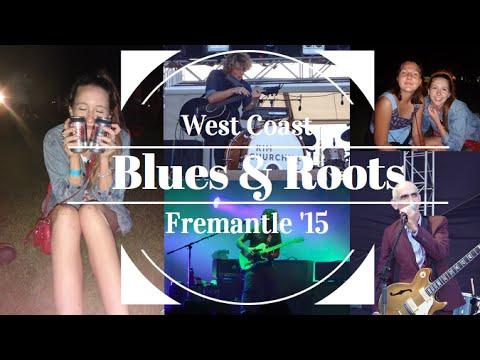 West Coast Blues & Roots 2015 | Fremantle