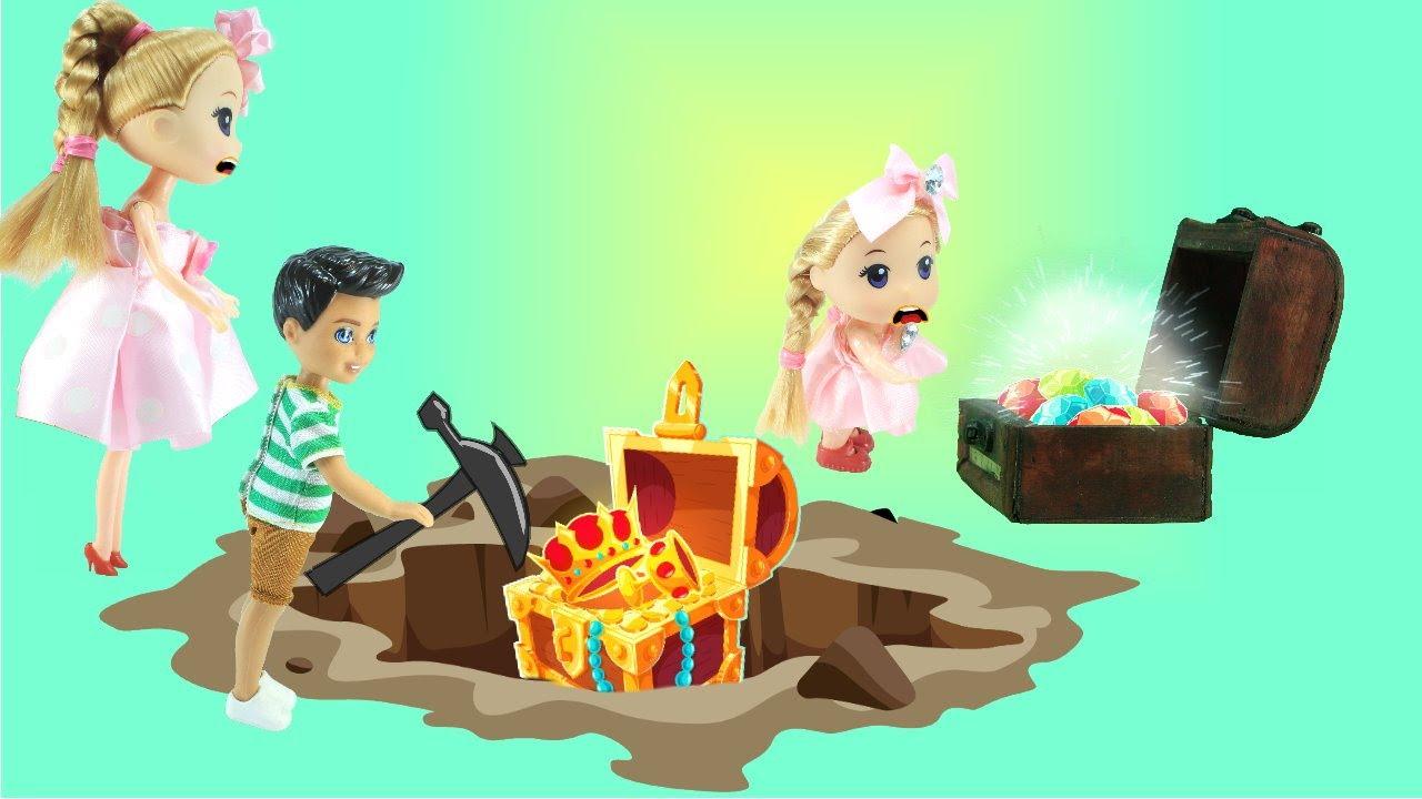 BabyBus - Tiki Mimi viên kim cương siêu to siêu khổng lồ tập 1