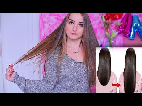Come far crescere i capelli in 1 settimana!