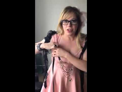 fashion tip from Kirsten Vangsness