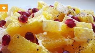 Диета! Зимний витаминный салат от Мармеладной Лисицы