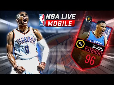 96 OVR LEGEND RUSSELL WESTBROOK IS THE 🐐 !!! NBA LIVE MOBILE FULL 4 QTR  GAMEPLAY 🔥🏀