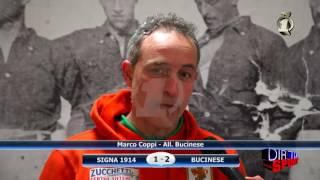 Signa-Bucinese 1-2 Eccellenza Girone B
