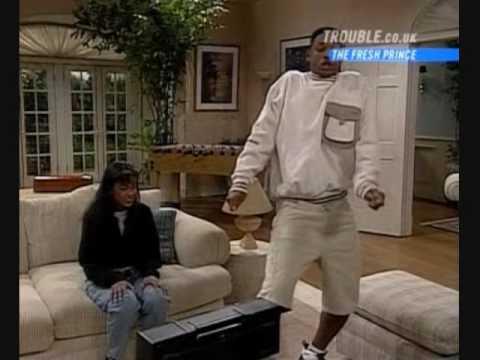 Fresh Prince Will Smith Dancing Part 2 (seasons 4-6)