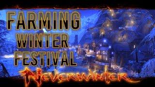 Neverwinter | Farming Winter Festival + FREE Companion!!