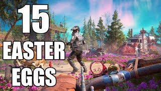 15 Far Cry New Dawn Easter Eggs You May Have Missed
