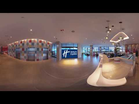 360 Site Tour of the Holiday Inn Express Brisbane Central