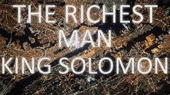 The Richest Man Who Ever Lived: King Solomon's Secrets to Success, Wealth... by Steven K. Scott