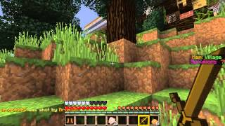 Minecraft Survival Games -  With Kat, Brum, and Captain Stripe Beard!