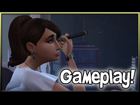 The Sims 4: Vintage Glamour Stuff | Objects & Gameplay!