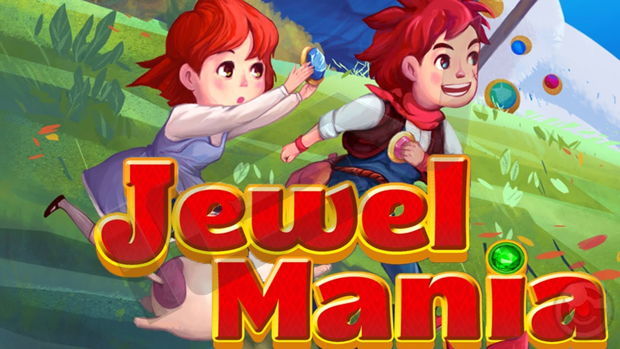 Jewels Mania Magic Gems