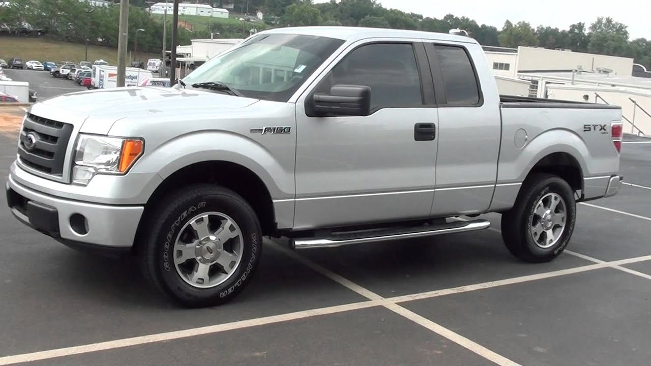 for sale 2009 ford f 150 stx 1 owner only 11k miles stk. Black Bedroom Furniture Sets. Home Design Ideas