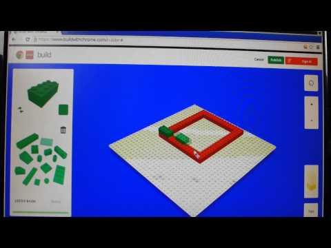 """I.MX6 - WebGL demo """"Lego Build with Chrome"""""""
