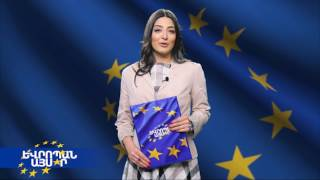 """Europe Today"" April 2017 part 1 (English subtitle)"