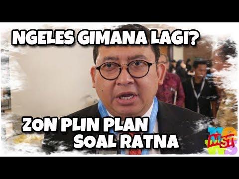 Nih Buktinya Fadli Zon Plin Plan Soal Ratna Sarumpaet! Mau Ngeles Gimana Lagi?