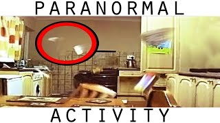 Poltergeist Activity Caught On Video. REAL Ghost Caught On Tape In Kitchen. Part 1(Poltergeist activity caught on tape in kitchen. Ghost on video: Finally, I had a camera in the right place at the right time. This poltergeist activity has been ..., 2009-07-21T02:21:14.000Z)