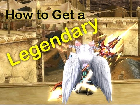 Order & Chaos For Newbies: #1 How To Get A Legendary