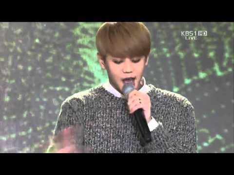 [Vietsub][HD] Caffeine - Yang Yoseob @ 121203 Korea K-League Awards