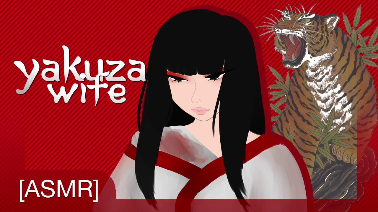 [ASMR] Yakuza Wife Roleplay